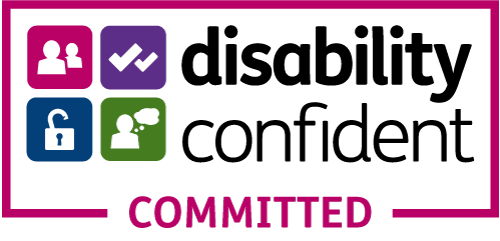 Disability Confident - Committed Employer