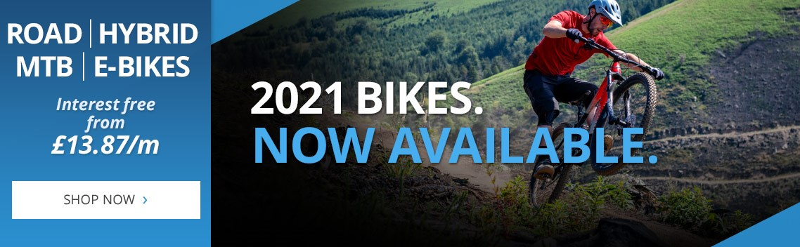 2020 Bikes Now Available
