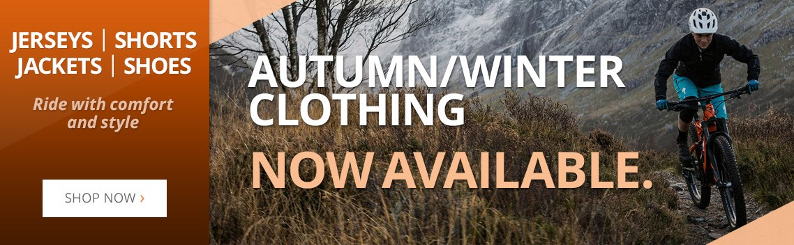 Autumn Winter Clothing - Now Available