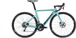 Image of Bianchi Aria e-Road Ultegra 2021 Electric Road Bike