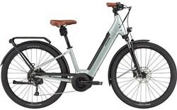 Image of Cannondale Adventure Neo 2 EQ 650 Step Thru 2021 Electric Hybrid Bike