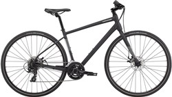 Image of Cannondale Quick Disc 5 2021 Hybrid Sports Bike