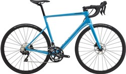 Image of Cannondale SuperSix EVO Carbon Disc 105 2021 Road Bike