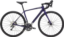 Image of Cannondale Synapse Tiagra Carbon Disc Womens 2020 Road Bike