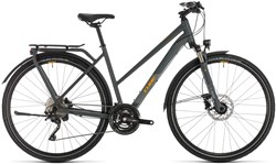 Image of Cube Kathmandu EXC Trapeze Womens 2020 Touring Bike