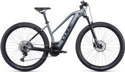 Image of Cube Reaction Hybrid Pro 625 Trapeze 2022 Electric Mountain Bike