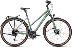 Image of Cube Touring EXC Womens 2021 Touring Bike