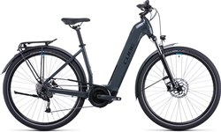 Image of Cube Touring Hybrid One 500 Easy Entry 2022 Electric Hybrid Bike