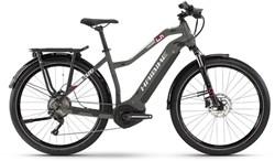 Image of Haibike SDuro Trekking 4.0 Womens 2021 Electric Hybrid Bike