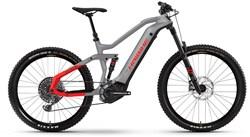 Image of Haibike xDuro AllMtn 6 2021 Electric Mountain Bike