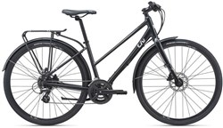 Image of Liv Alight 2 City Disc 2021 Hybrid Sports Bike