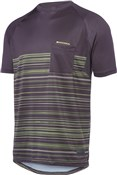 Image of Madison Roam Pinned Stripe Short Sleeve Jersey