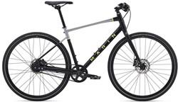 Image of Marin Presidio 3 2021 Hybrid Sports Bike