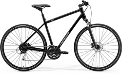 Image of Merida Crossway 100 2021 Hybrid Sports Bike