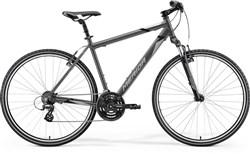Image of Merida Crossway 10V 2021 Hybrid Sports Bike