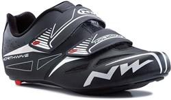 Image of Northwave Jet Evo Black Road Shoe
