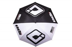 "Image of ODI 60"" Umbrella w/ Lock-On MTB Grip Installed"