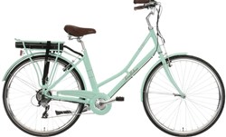 Image of Pendleton Somerby E Womens Mint 2021 Electric Hybrid Bike