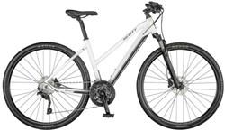 Image of Scott Sub Cross 20 Womens 2021 Hybrid Sports Bike